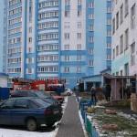 В Мозыре при пожаре в общежитии эвакуировали семь человек