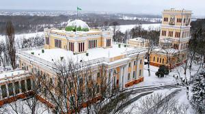 Дворец Румянцевых и Паскевичей