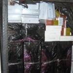 Гомельские таможенники обнаружили в рейсовом автобусе тайник с табачными стиками