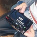 В Гомеле спасатели помогли вытащить палец ребенка из фотоаппарата