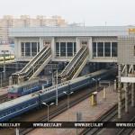 БЖД назначила на мартовские праздники дополнительные поезда по Беларуси