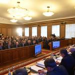 Справаздача ўрада аб сацыяльна-эканамічным развіцці Беларусі