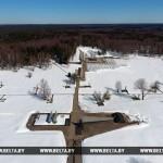 Мемориальный комплекс «Хатынь» планируется включать в обязательные туристические маршруты