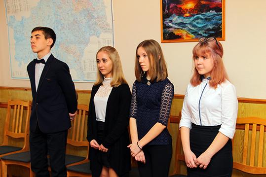 У Петрыкаве прайшла маладзёжная акцыя «Мы— грамадзяне Рэспублікі Беларусь»