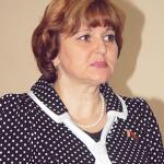 Член савета Рэспублікі Аксана Кавалькова пажадала петрыкаўчанам з нагоды Свята працы шчасця і дабрабыту
