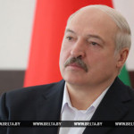 Лукашенко проводит совещание с руководством Житковичского райисполкома и предприятий района