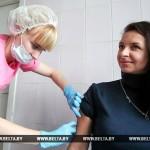 Европейская неделя иммунизации стартует в Беларуси