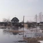 Паводковыми и талыми водами в Беларуси подтоплено 8 участков дорог и 29 подворий