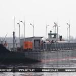 Движение парома через Припять в Житковичском районе открыто в тестовом режиме