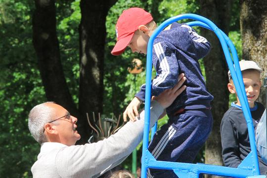 У Петрыкаве 1 чэрвеня пройдзе дзіцячае свята