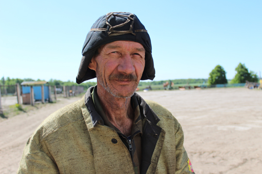 Віктар Сулейманаў