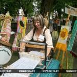 Республиканский фестиваль фольклорного искусства «Берагіня» открывается в Гомельской области