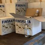 Пограничники под Калинковичами задержали фуру с 2 тыс. бутылок фальсифицированной водки