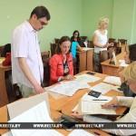 Учреждения профтехобразования Беларуси начали прием документов