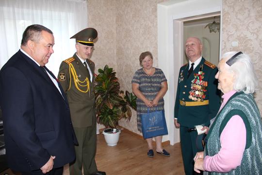 У Петрыкаве прайшлі  мерапрыемствы з нагоды Дня Незалежнасці