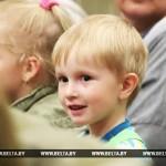 Более 260 детей Гомельской области получат канцтовары от БРСМ