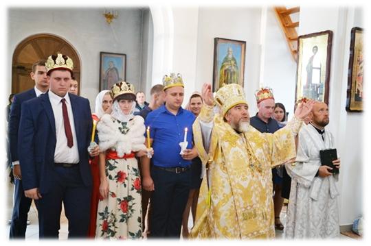 Приглашаем на Таинство Венчания на Святой Туровской земле