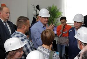 Генеральный директор Светлогорского ЦКК Юрий Крук ответил на самые острые вопросы