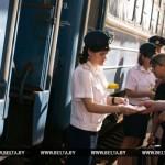 Поезд Минск-Москва опоздал почти на 4 часа из-за лося