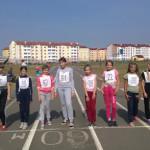 Юныя спартсмены з гімназіі і Галубіцкай школы перамаглі на раённай «Шкаліядзе»