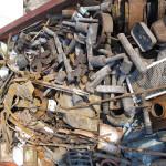 Более 40 т металлолома задержали в Гомельской области за два дня