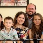 Более 900 семей Гомельской области воспитывают пятерых и более детей