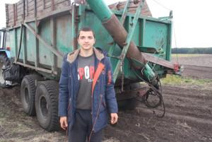 Механізатар Аляксей Мазуркевіч